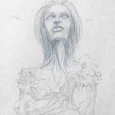 #oldmaster #madonna #draw #drawing #renascence #sketchbook #sketch #sketching #art #blackandwhite #process #rascunho #desenho
