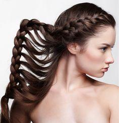 Braided #hairstyles