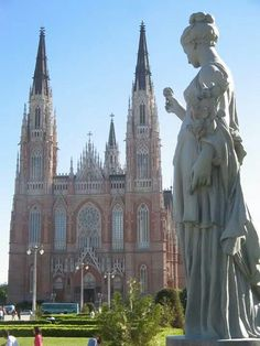 Cathedral of La Plata, Buenos Aires - Argentina