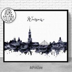 $8.00 Warsaw Print, Warsaw Skyline, Warsaw Poland, Office Wall Art, City Skyline Prints, Skyline Art, Cityscape Art, ArtPrintZone #ArtPrint #WarsawPrint #ArtPrintZone #CitySkylineArt #CitySkylinePrints #SkylineArt #OfficeDecoration #OfficeWallArt #CityscapeArt #CityPoster City Skyline Art, Cityscape Art, Watercolor Map, Warsaw Poland, Office Wall Art, Free Prints, Map Art, Fine Art Paper