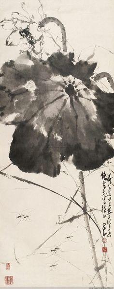 Zhao Shao'ang(赵少昂 Chinese, 1905-1998) via