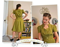 ceylon dress by collette patterns, made by elegant musings