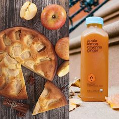 It's all about balance. Celebrate #PiDay today and have our Spicy Apple tomorrow. #LiveBalanced