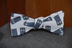 Tardis in Random Bow Tie by PinchAndPull on Etsy, $22.50 @Ana Shaw  for our boy!
