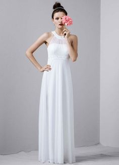Beaded Halter Wedding Dress with Sequin and Stone Neckline White David's Bridal,http://www.amazon.com/dp/B005DDX0P6/ref=cm_sw_r_pi_dp_xwdbsb0DJXF4TST0