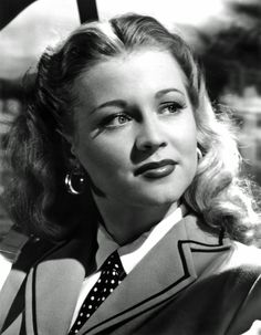 Anne Jeffreys (born Anne Carmichael; January 26, 1923) is an American actress and singer.