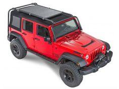 Kargo Master Rak Stealth for 07-16 Jeep® Wrangler & Wrangler Unlimited JK