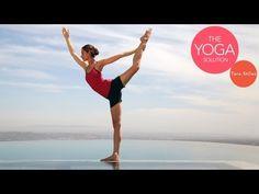Full Body Yoga Routine   The Yoga Solution with Tara Stiles - yoga video