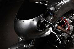 Kawasaki KZ1000 Drag Bike - Valtoron  |  Pipeburn.com