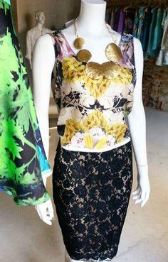 Holiday Hues #FloralPrints #silk  #Lace Cartagena Boutique #PreCollection
