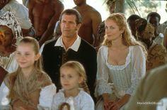 The Patriot - Publicity still of Mel Gibson, Joely Richardson, Mika Boorem &…