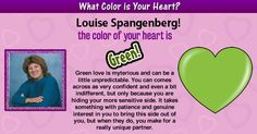 What color is your heart? Let's find what color of heart do you have