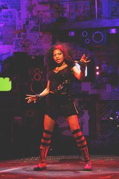 Rebecca Naomi Jones as Whatsername from American Idiot (the musical)