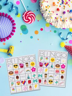 Need some ideas for activities for your big kid's unicorn birthday party? Our unicorn party games for 10 year olds will entertain even the coolest big kids. Unicorn Printables, Free Printables, Free Printable Bingo Cards, Preschool Printables, Birthday Party Games, Unicorn Birthday Parties, Safari Jungle, Crepes Party, Unicorn Invitations