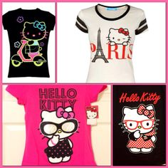 Hello Kitty T-Shirts..