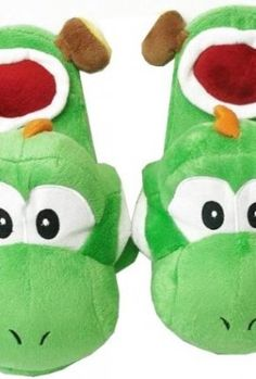 Yoshi-Hausschuhe (bekannt aus Supermario) Yoshi, Character, Inventions, Inside Shoes, Clearance Toys, Kids, Lettering