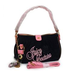 http://www.tracksuitsaleonline.com/juicy-couture-womens-velour-charms-black-cross-body-bag-p-537.html      Juicy Couture Womens Velour Charms Black Cross Body Bag