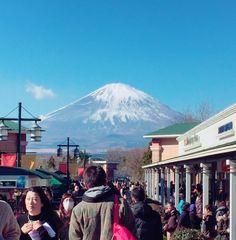 Fuji Mt views :))) amazing