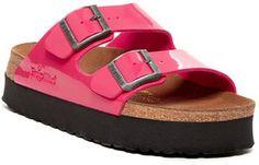 Birkenstock Arizona Classic Footbed Platform Sandal