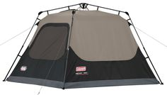 Coleman Instant Tent: Sets up in only a minute! I have this tent and it really works, I can set it up alone