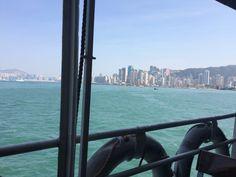Star Ferry View, Hong kong