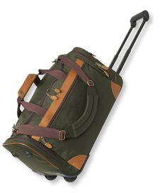 Free Shipping. Discover the features of our Sportsman's Rolling Gear Bag, Medium at L.L.Bean. Our high qualityLuggage and bags are backed by a 100% satisfaction guarantee.