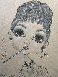 Haudrey