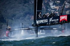 Well done NZ we were this close to winning the cup but oracle had a amazing come back u tried very hard though NZ!! :)