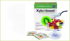 XyloSweet is a healthy alternative sweetener for diabetics or anyone on sugar restricted diets. These low calorie sweetener 4 gram packets are a great way to sweeten beverages, cereal, fresh fruit and more.  Each packet contains the best -tasting, pharmaceutical grade xylitol.
