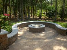 Merveilleux Paver Patio Fire Pit | Patio Design