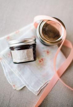 Find the perfect gifts for your wedding guests. Browse wedding favor ideas including edible favors, DIY favors, and personalized wedding favors. Jam Jar Wedding, Wedding Favour Jars, Wedding Blog, Wedding Ideas, Wedding 2015, Wedding Things, Fall Wedding, Rustic Wedding, Wedding Stuff