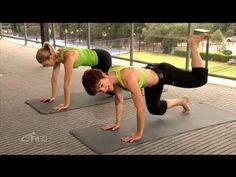 ▶ Pilates Essentials, FULL 30 Minute exercise video - eFit30 - YouTube