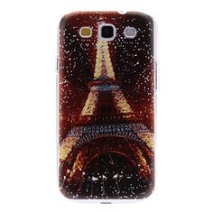 EUR € 2.75 - Shining Tower Pattern Hard Case for Samsung Galaxy S3 I9300