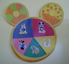 Cute Mouseketool games for birthday party