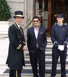 Hotel Uniform, Staff Uniforms, Hotel Staff, Captain Hat, Concierge, Hats, Classic, Villa, Google Search