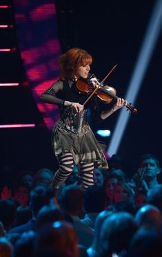Lindsey Stirling Photos: 2014 CMT Music Awards - Show