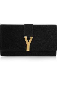 Yves Saint Laurent | Cabas Chyc Medium lizard-effect leather tote ...