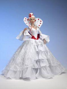 Hearts Cotillion Alice in Wonderland/ tonner collection/dreamcastledolls / 24.33.6 qw
