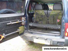Полка багажника TAGER - Авто Клуб Владельцев SsangYong Korando, ТагАЗ Tager, Musso, Road Partner