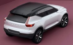 볼보의 미래 소형차 미리보기! 40.1과 40.2 컨셉트 - CARLAB(카랩)