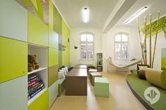 Children's Psychiatric at Evangelisches Konigin Elizabeth Krankenhaus by Dan Pearlman. BERLIN.
