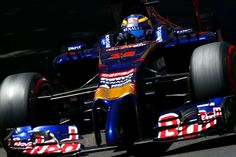 Jean-Eric Vergne, Toro Rosso, Monte-Carlo, 2014 qualifying Watch F1, Monaco Grand Prix, F1 Season, Car And Driver, Monte Carlo, Cool Cars