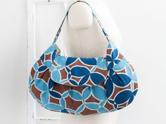 1116 Daisha Bag PDF Pattern by sewingwithme3 on Etsy