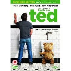 Ted - Extended Edition DVD + Digital Copy + UV Copy: Amazon.co.uk: Seth MacFarlane, Mark Wahlberg, Mila Kunis, Giovanni Ribisi, Joel McHale: Film & TV
