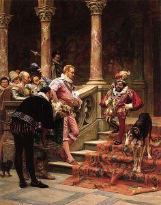 Eduardo Zamacois Y Zabala - The Favourite of the King - 1865/67