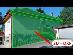 Leic Disto S910 távolságmérő - 3D felmérés és DXF mentés - YouTube