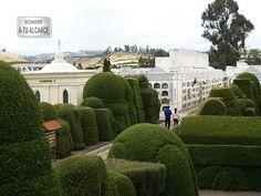 Cementerio de Tilcán. Carchi - Ecuador. Ecuador, Quito, Mansions, House Styles, Cemetery, Scenery, Manor Houses, Villas, Mansion