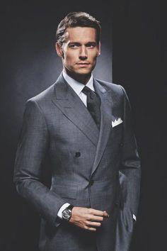 gentleman style Menswear Terminology [An Easy-to-Read Visual Guide] Mens Fashion Blog, Fashion Mode, Mens Fashion Suits, Mens Suits, Style Fashion, Gentleman Mode, Gentleman Style, Dapper Gentleman, Sharp Dressed Man