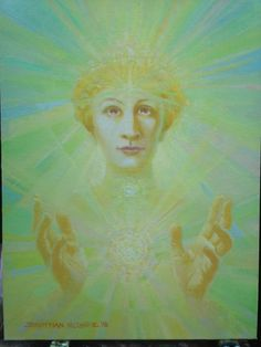 The Radiance of Awareness - Art of Jonathan Wiltshire