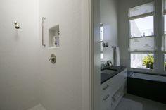 Edwardian Remodel: Shower at Master Bath. www.gemmilldesign.com